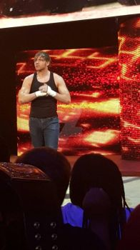 Dean Ambrose by boomboom316