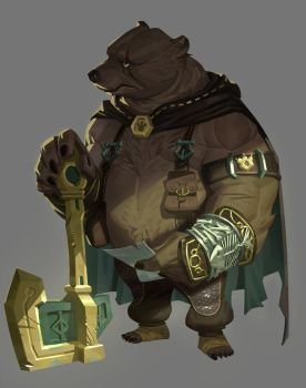 The Fourteen Gold Weapons - The Mercenary by Nesskain