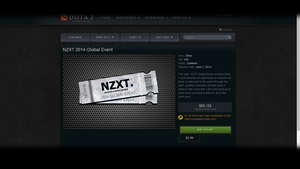 NZXT  Dota 2 Fan Made Tournament by Xpertfall