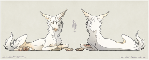 Lethargy by CanisAlbus