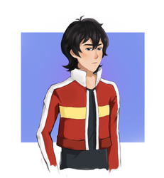 Keith by chronojessicapple
