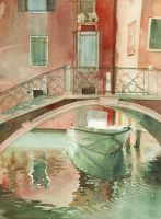 Venezia in Green and Red by yelou