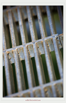 grating by verbed