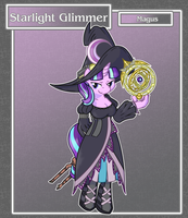 Magus Starlight Glimmer by Brownie-Bytes