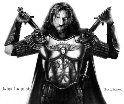 Jaime Lannister by Mihael123