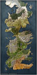 A Game of Thrones, The Board Game - Second Edition by henning