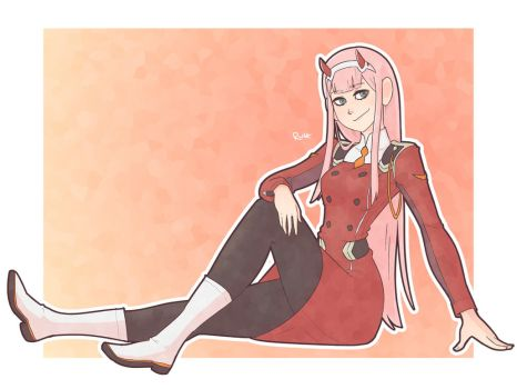 Zero-Two by Ruff-Sketches
