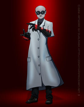 -Dr. Grey- by Dualmask