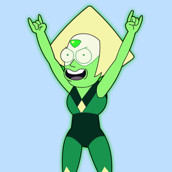 Tiny Peridot by DJvenom