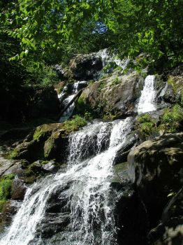 Waterfall 4 by Tejal