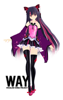 WAY + dl by ColorsOfOrion