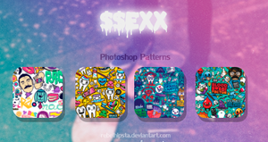 $$EXX Patterns. by silly-luv