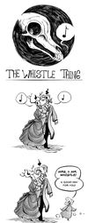 The Whistle Thing by YopparattaNoSaru