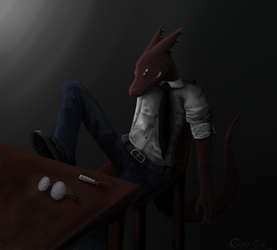addicted to drugs...... by Crazy-Cat009