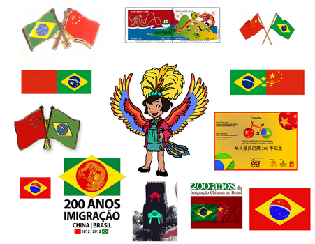 An Ling Sees Brazil As A Resemblance To China by Kottylingual