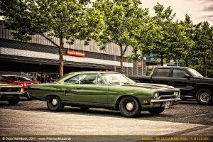 1970 Plymouth Satellite by AmericanMuscle