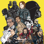 Rogue One : A Star Wars story by arikraizaker