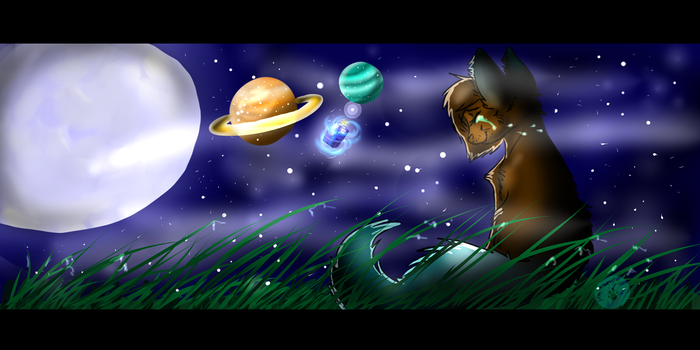 Paths Of The Universe by Hazzelz