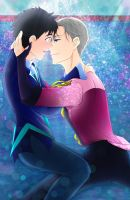Victuuri: Make History by ototobo