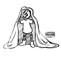 Baby Gaster AU: Security Blanket by M-ariazell