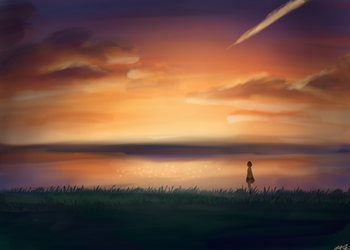 Girl who Leapt Through Time by lucentfong