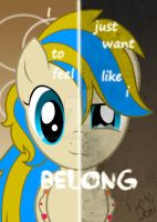MLP: Two Sides of Creative Spirit by 2-LettDodd