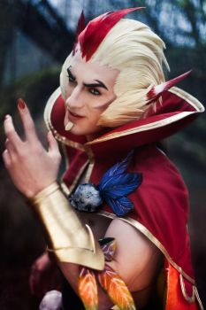 Rakan - League of Legends Official Cos-Model RIOT by LeonChiroCosplayArt