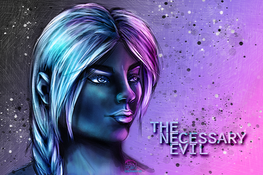 The Necessary Evil by eerea