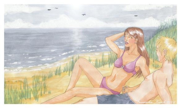 Summerdreaming by Franzi-chan