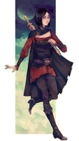 Serana by the-searching-one