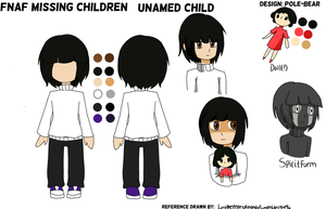 Mini reference: unamed  child by Lucymidnight96