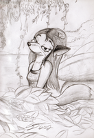 Vixen in the jungle by rodrev