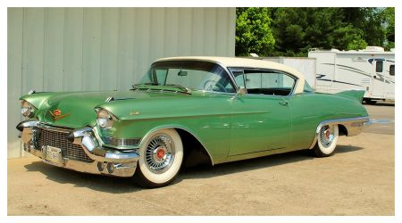 A Green Cadillac by TheMan268