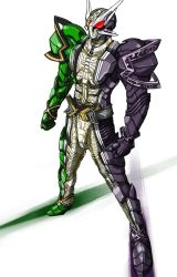 Kamen Rider W EXTREME FORM by kiva13th