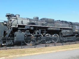 Nickel Plate Road Lima S2 Berkshire 757 by rlkitterman