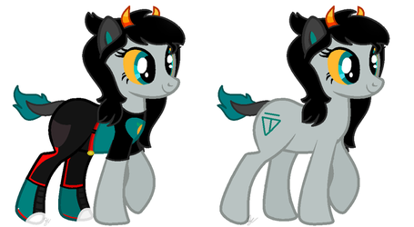 Ponification Custom for winterzonnbie by RoyalSwirls