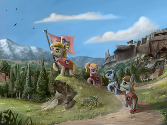 [Fallout Equestria] Epilogue by turbopower1000