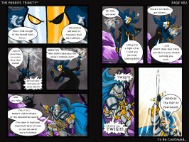 The Pharos Trinity - Page 002 - 5-15-18 by Mattartist25