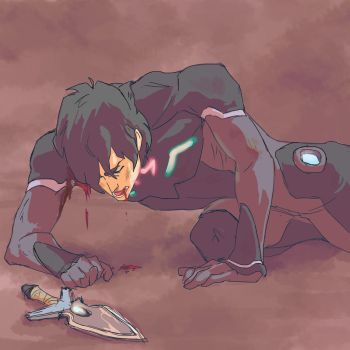 On your feet Keith by LoadOfBarnicles