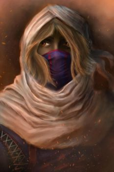 Sheik - Bolero of Fire by RobTromans