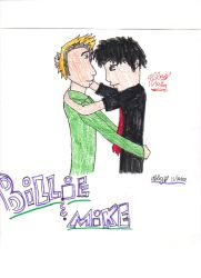 Billie and Mike in love by Green-Day-4Ever