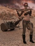 Wasteland Scout by Niffgor