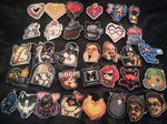 Cross-Stitched Twitch.TV Emote Keychains by Sirithre
