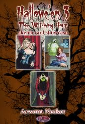 Arwenn Necker - Hallowe'en 3 Showcase by Pernastudios