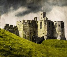 Warkworth Castle 5 by newcastlemale