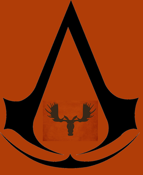 Hornwood Assassins Creed by irishwolf8504