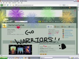6000 Pageviews :D by WarriorCatsFanClub