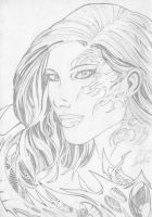 witchblade by L.C. by velame