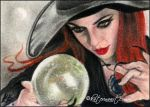 Witching Spell -ACEO by Katerina-Art