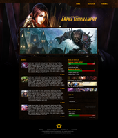 World Of Warcraft Template  2 by Axxaz123